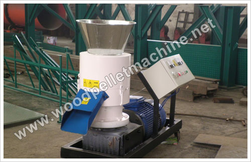 mini pellet mill for wood