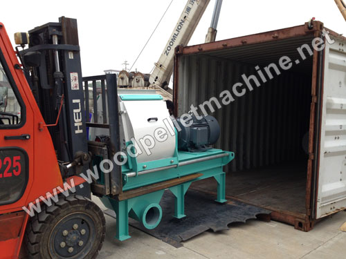 wood hammer mill for export