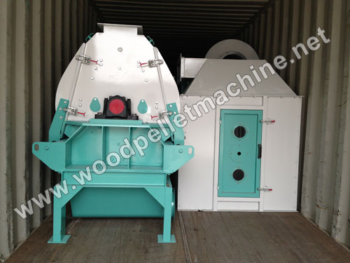 wood pellet mill export